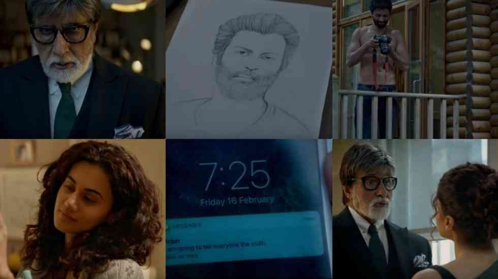 Badla Full Movie in HD Leaked on TamilRockers for Free Download