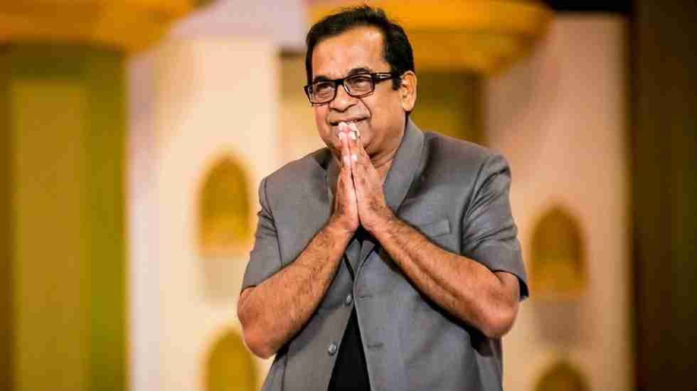 Brahmi reveals the real reason for his downfall in Tollywood