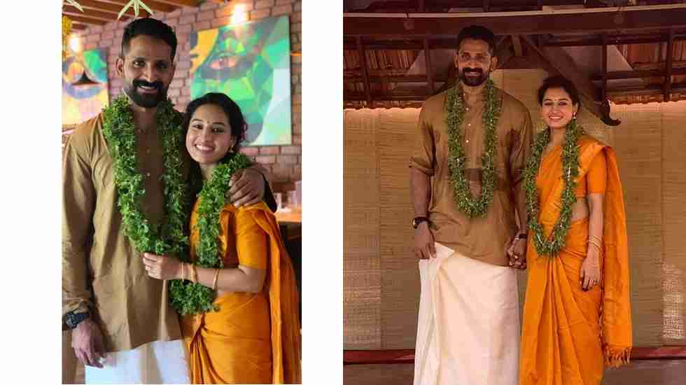 KGF actor Anish John Kokken marries Bigg Boss Telugu 2
