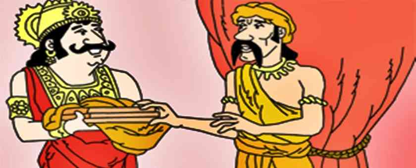 Panchatantra Stories: The Fall and Rise of a Merchant